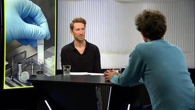 Klamroths Konter - Zu Gast: Dr. Emanuel Wyler (molekularbiologe) Und Prof. Niko Härting (rechtsanwalt)