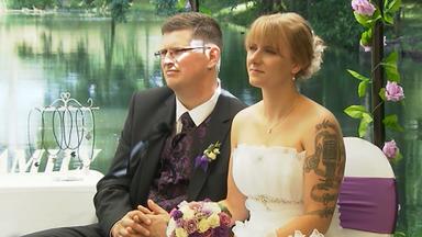 4 Hochzeiten Und Eine Traumreise - Tag 1: Janine Und Stefan, Fuchsmühl