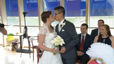 4 Hochzeiten Und Eine Traumreise - Tag 4: Lisa Und Anh Duc, Bremen