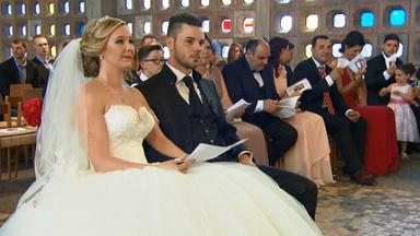4 Hochzeiten Und Eine Traumreise - Tag 2: Nina Und Nico, Pforzheim