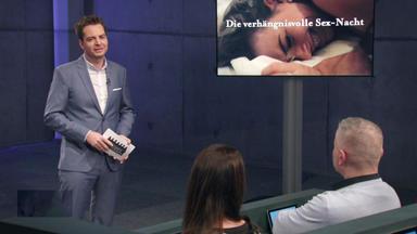 Im Namen Des Volkes - So Urteilt Deutschland - Die Verhängnisvolle Sex-nacht