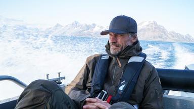 Durch Grönland Mit Nikolaj Coster-waldau - Die Gletscherhöhle