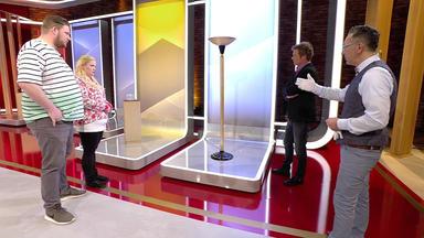 Kitsch Oder Kasse - Kandidatenpaar Fiona & Daniel \/ Experte Mauro