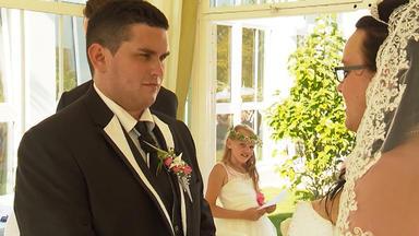 4 Hochzeiten Und Eine Traumreise - Tag 2: Simona Und Markus, Leobersdorf
