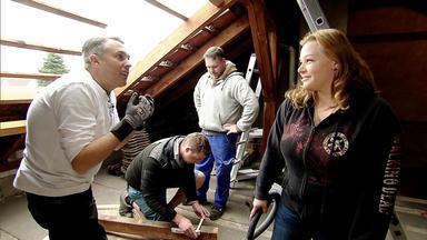 Die Schnäppchenhäuser - In Hessen Brennts Unterm Dach