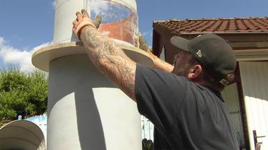 Ab Ins Beet! - Heute U.a.: Vom Abwasserrohr Zum Leuchtturm