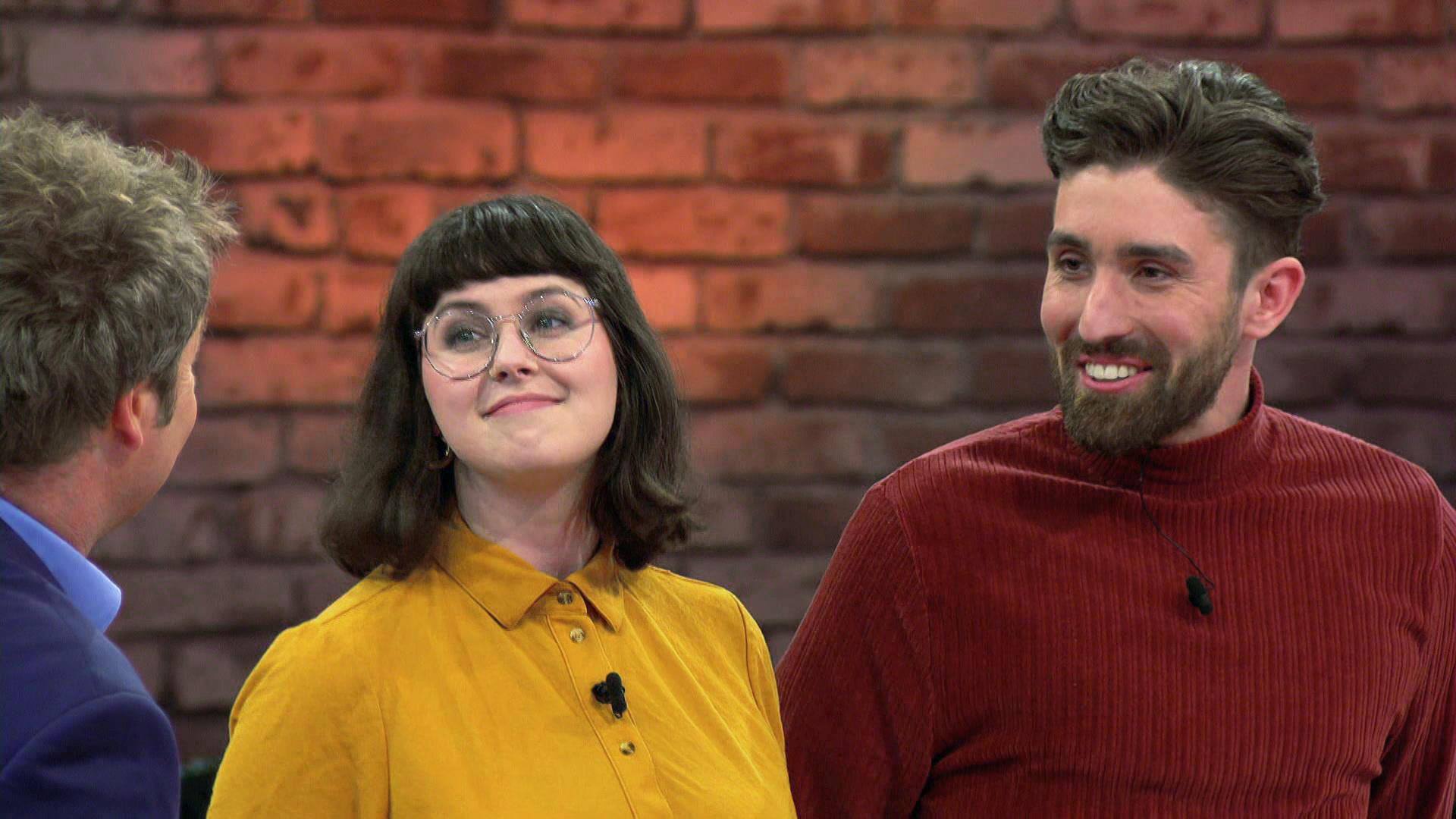 Kandidatenpaar Timo & Gella / Experte Mauro | Folge 48