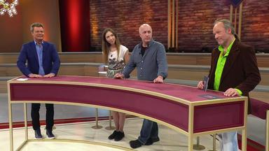 Kitsch Oder Kasse - Kandidatenpaar Janine & Klaus \/ Experte Markus