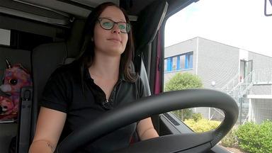 Mein Leben Auf Achse - Heute U.a. Mit: Jung-truckerin Laura