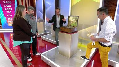 Kitsch Oder Kasse - Kandidatenpaar Nadine & Andreas \/ Experte Mauro