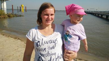 Teenie-mütter - Wenn Kinder Kinder Kriegen - Angela Ist Frisch Verliebt