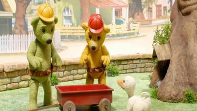 Benedikt, Der Teddybär - Fleißige Handwerker
