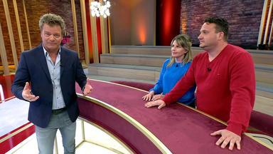 Kitsch Oder Kasse - Kandidatenpaar Jimmy & Nadine \/ Experte Mauro