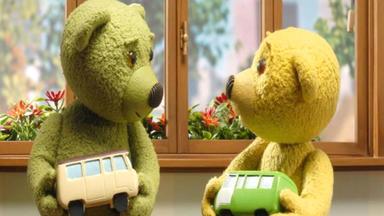 Benedikt, Der Teddybär - Schweinchen Schlau