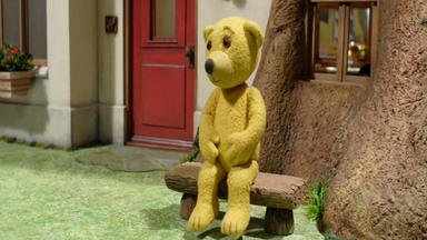 Benedikt, Der Teddybär - übernachtung