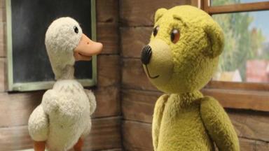 Benedikt, Der Teddybär - Der Kuckuck