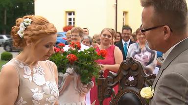 4 Hochzeiten Und Eine Traumreise - Tag 1: Katarzyna Und Michal, Izbicko (pl)
