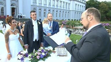 4 Hochzeiten Und Eine Traumreise - Tag 2: Bita Und Alexander, Koblenz
