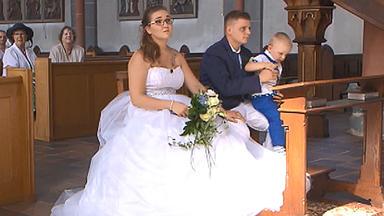 4 Hochzeiten Und Eine Traumreise - Tag 3: Patrizia Und Dennis, Birkenfeld\/nahe