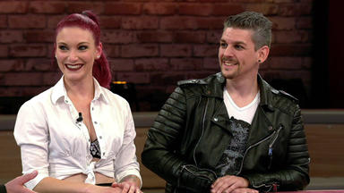 Kitsch Oder Kasse - Kandidatenpaar Melanie & Felix \/ Experte Sarah