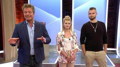Kitsch Oder Kasse - Kandidatenpaar Isabella & Janik \/ Experte Mauro