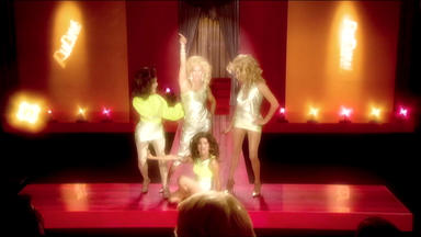 Rupaul's Drag Race - Der Girl Group-contest