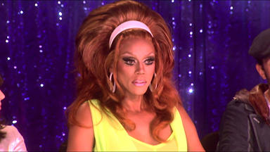 Rupaul's Drag Race - Once Upon A Queen