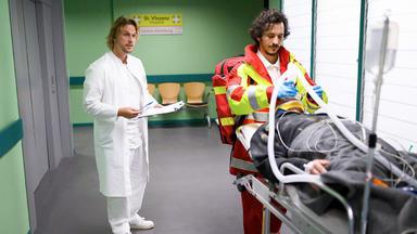 Alles Was Zählt - Niclas Kommt Schwer Verletzt Ins Krankenhaus
