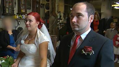 4 Hochzeiten Und Eine Traumreise - Tag 1: Franziska Und Thomas, Berlin-rosenthal