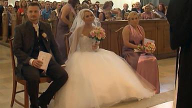 4 Hochzeiten Und Eine Traumreise - Tag 3: Olga Und Jakob, Kempten