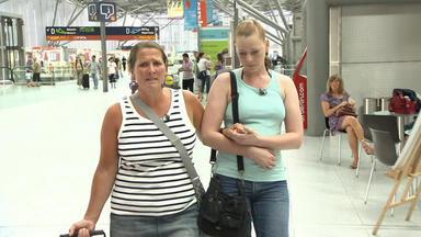 Familien Im Brennpunkt - Familienvater Kommt Nicht Aus Dem Urlaub Zurück