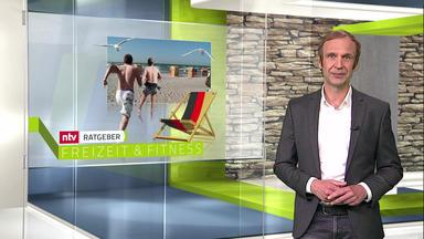 Ratgeber - Freizeit & Fitness - Thema: Urlaub An Der Nord- Und Ostsee - Die Neuesten Trends