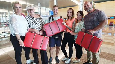 Die Urlauber - Auf Die Koffer, Fertig, Los! - Folge 2 \/ ägypten - Hurghada