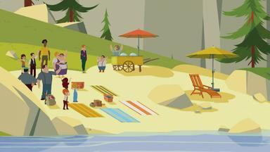 Belle & Sebastian - Ein Strand Für Saint Martin
