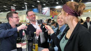 Ohne Filter - So Sieht Mein Leben Aus! - Auf Der Suche Nach Dem Edelsten Tröpfchen - Weinmesse Berlin