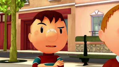 Der Kleine Nick - Die Schulkreide
