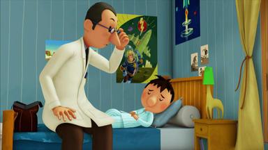 Der Kleine Nick - Ich Bin Krank