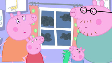Peppa Pig - Gewitter