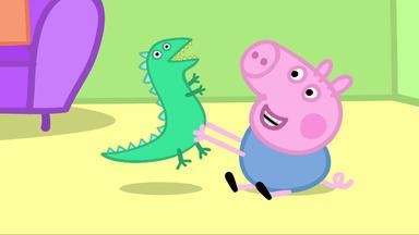 Peppa Pig - Sausia Ist Weg!