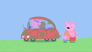 Peppa Pig - Autowaschtag