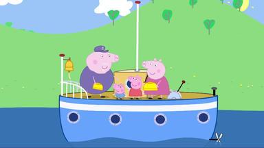 Peppa Pig - Opas Boot