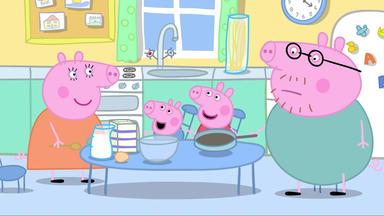 Peppa Pig - Pfannkuchen
