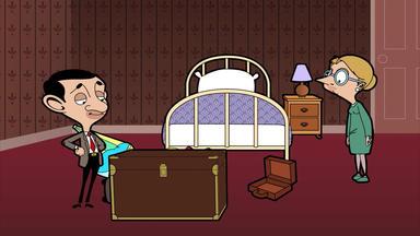Mr. Bean - Die Cartoon-serie - Die Zauberhafte Truhe \/ Das Bälle-bad