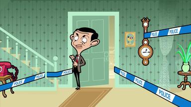Mr. Bean - Die Cartoon-serie - Super-bean \/ Teddy Auf Reisen