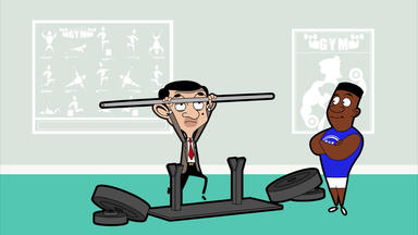 Mr. Bean - Die Cartoon-serie - Muckis Für Mr. Bean\/ Ein Neuer Freund
