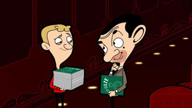 Mr. Bean - Die Cartoon-serie - Tolle Show \/ Die Waschanlage