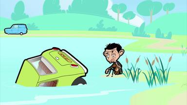 Mr. Bean - Die Cartoon-serie - Auto Gegen Auto \/ Hochzeit Mit Hindernissen