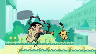 Mr. Bean - Die Cartoon-serie - Wettkampf Der Telefone \/ Willkommen Bei Mr. Bean