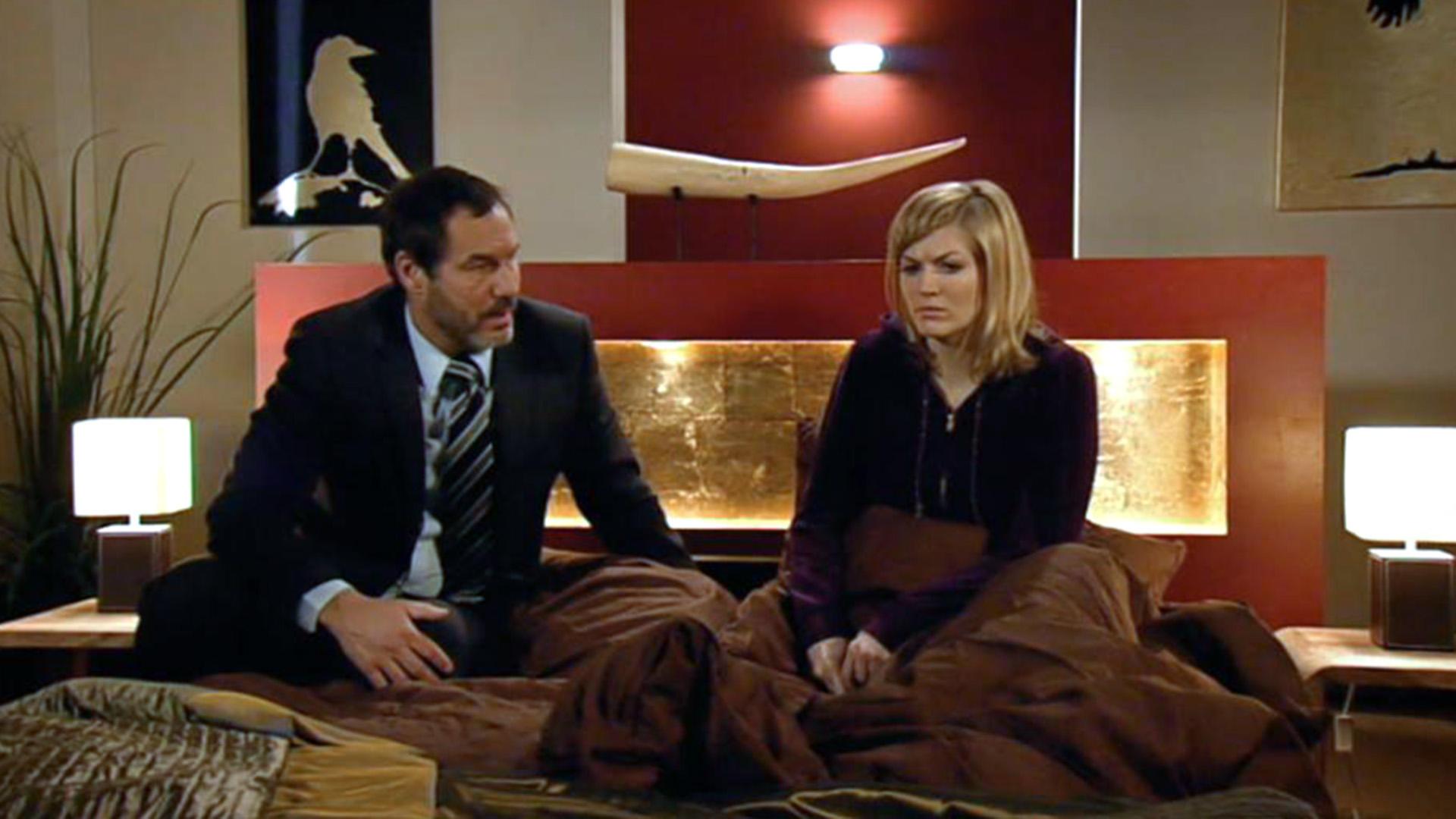 Richard stellt seine Beziehung mit Celine in frage | Folge 934