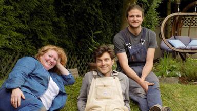 Garden Rescue: Wer Rettet Meinen Garten? - Ein Garten Für Eine Großfamilie